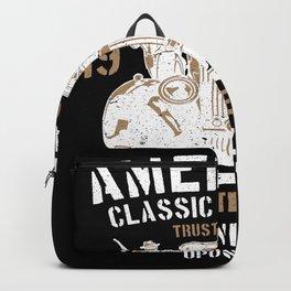 American Classic Gangster Backpack