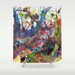 Whatever The Fuck You Want This To Be Shower Curtain