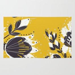 Floral honeyy Rug