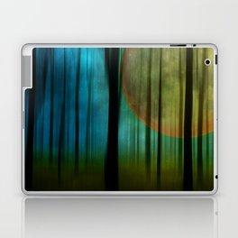 Full Moon Forest Laptop & iPad Skin