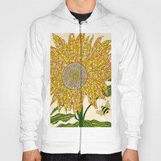 Georgia Sunflower Hoody