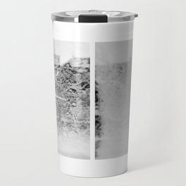 """""""two icy-cold hands conducting the way"""" Travel Mug"""