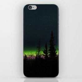 Auroras II iPhone Skin