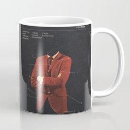 Manhood Coffee Mug