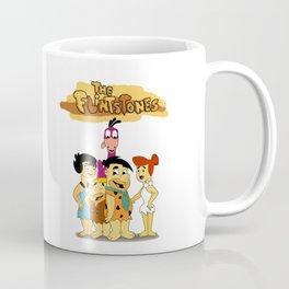 Meet The Stone Age Family Coffee Mug