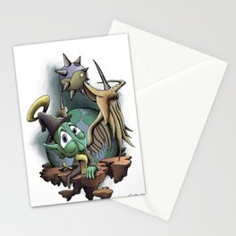 Halo the Guardian Imp Stationery Cards