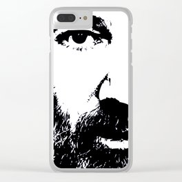 Self Portrait 2018 Clear iPhone Case