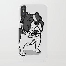 Bully iPhone Case