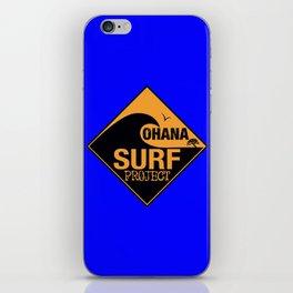 Ohana Surf Project iPhone Skin