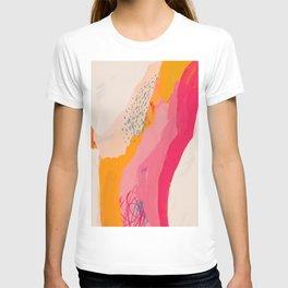 Abstract Line Shades T-shirt