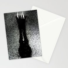 Fork Stationery Cards