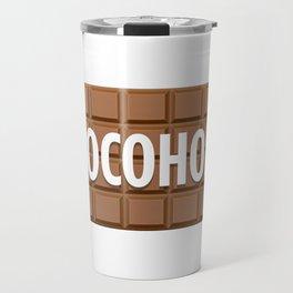 Chocoholic Travel Mug
