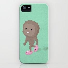 Accidental Legends: Bigfoot iPhone Case