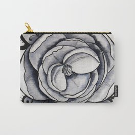 Lacy leaf peony Carry-All Pouch