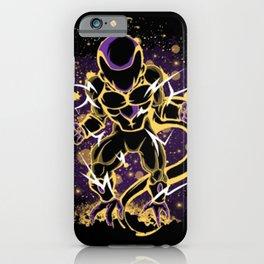 Golden Frieza! iPhone Case