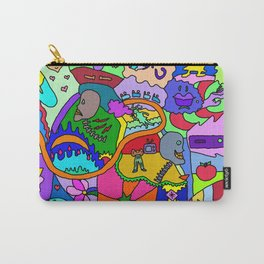 Abstract 16, RA Carry-All Pouch