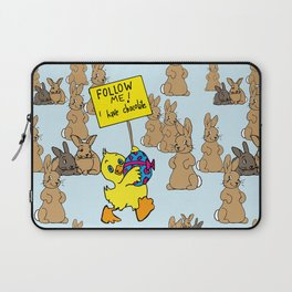 Easter Sikiti Laptop Sleeve