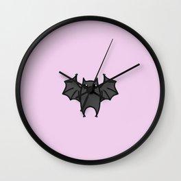 Rose Bite Wall Clock