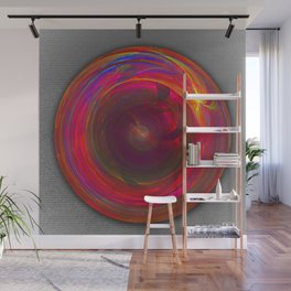 The circle of forever Wall Mural