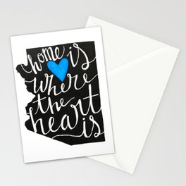 Home is where the heart is – Arizona Stationery Cards