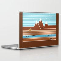 canada Laptop & iPad Skins featuring Canada. by Grant Pearce