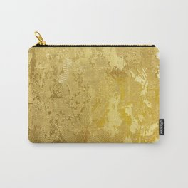 golden vintage Carry-All Pouch