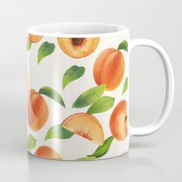 Peachy Peaches Coffee Mug