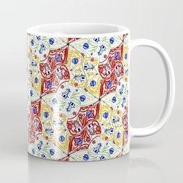 Wooden Shoes Tessellation Coffee Mug