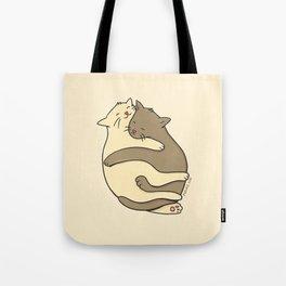 Feline it Tote Bag