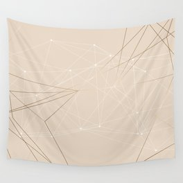LIGHT LINES ENSEMBLE III Wall Tapestry