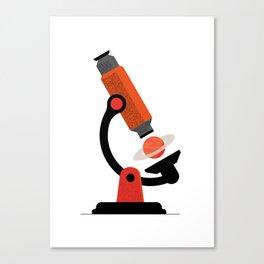 Microcosmos - macrocosmos Canvas Print