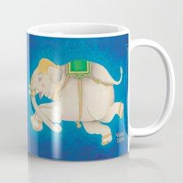 Happy Dreamtime Elephant Coffee Mug