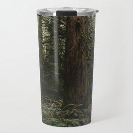 Old growth forest Travel Mug
