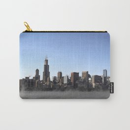 Fog in the Windy City Carry-All Pouch