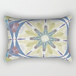 Collide 8 Rectangular Pillow