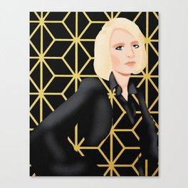 Barbara Hulanicki Canvas Print
