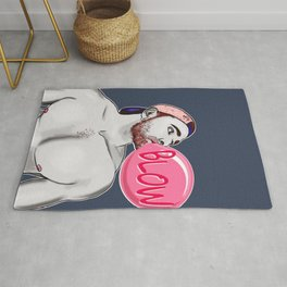Blow Art (2020 Version) Rug