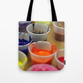 Paint. Tote Bag