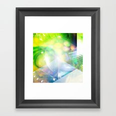 Would You Go Out with Me? Framed Art Print