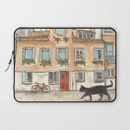 Venetian stroll Laptop Sleeve