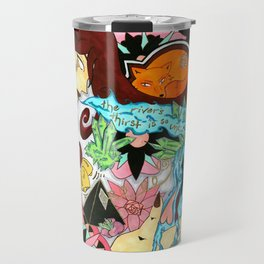 River's Thirst Travel Mug