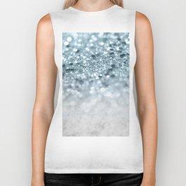 Marble Winter Glitter Dream #1 #shiny #gem #decor #art #society6 Biker Tank