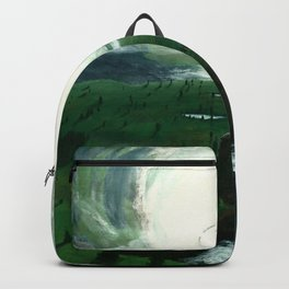 Artificial World Backpack