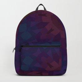 Quilt Mandala Backpack