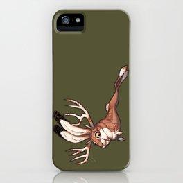 Jackalope and Thunderbird iPhone Case