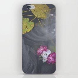 Surreal Waterflower iPhone Skin