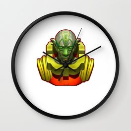 Space Odity Wall Clock