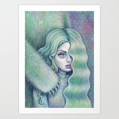 We May All Have A Monster Inside Art Print