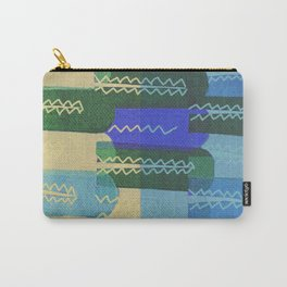 Crocodiles Rush Carry-All Pouch