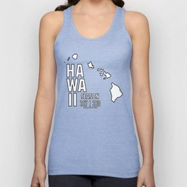 Hawaii - Season 2017 / 2018 Unisex Tank Top